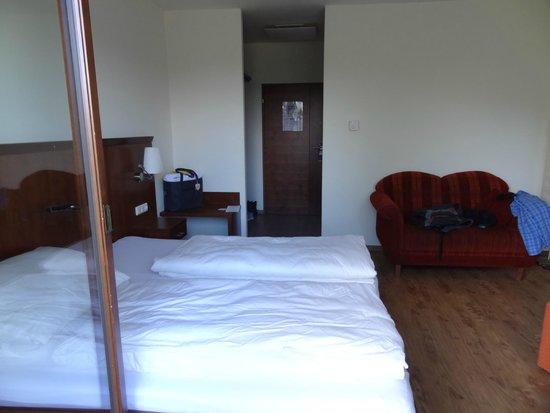 Hotel Rockenschaub: Zimmer mit Couch
