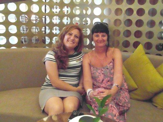 Kaya Palazzo Golf Resort: Best hotel manager ever