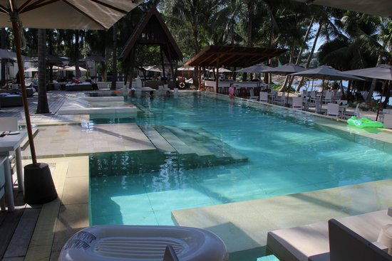 SALA Samui Resort And Spa : Poolbereich