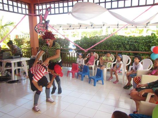 Pestana Cayo Coco All Inclusive: Georgia's party