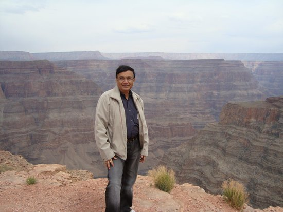 Grand Canyon Skywalk: At the top of the Grand Canyon