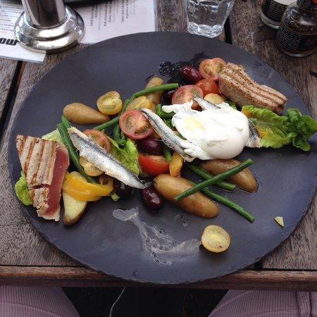 Restaurant Morlang : Nicoise salad