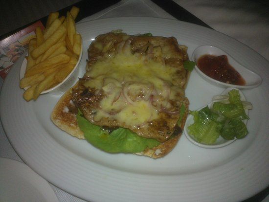 Crowne Plaza Bengaluru Electronics City : My midnight meal