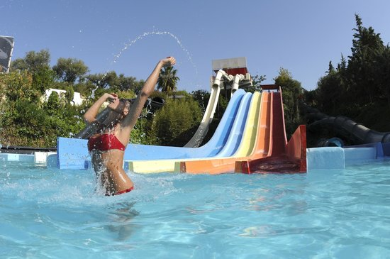 Limnoupolis Water Park : Το παιχνίδι δεν  τελειώνει ποτέ………