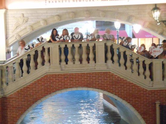 The Venetian Las Vegas : Bridge