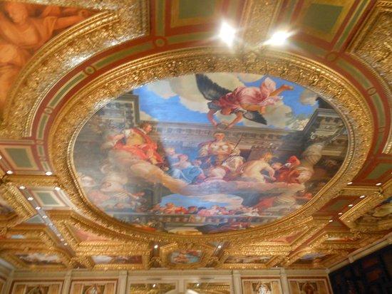 The Venetian Las Vegas : the roof