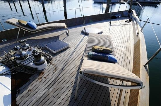 Malta Yacht Cruises: Front Deck