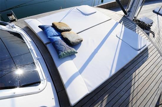 Malta Yacht Cruises: Sun Deck