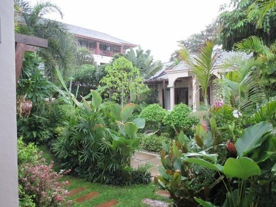 Samui Jasmine Resort: view from the villa rooms
