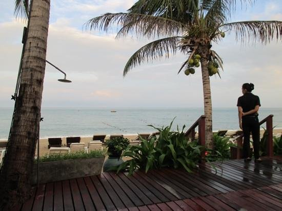 Samui Jasmine Resort: view from the deck