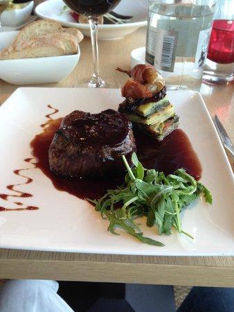 La Suite : Excellent Fillet Steak