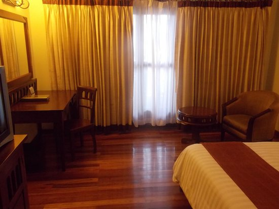 Royal Angkor Resort & Spa : chambre