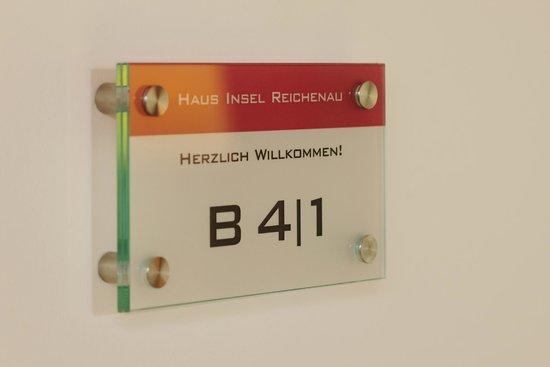 Haus Insel Reichenau: Herzlich Willkommen