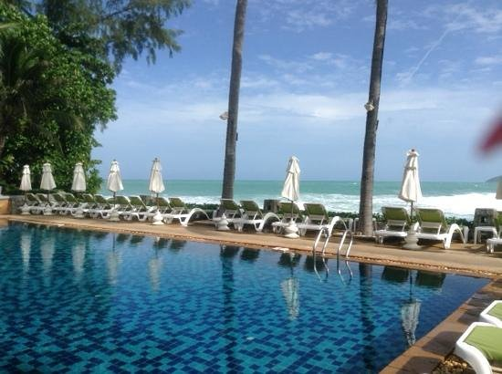 Beyond Resort Karon: pool area