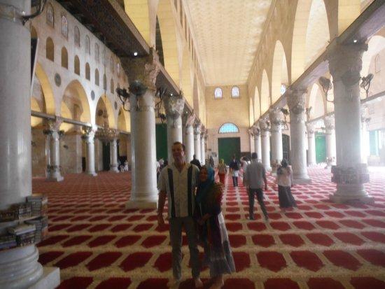 Tempelberg: Inside Al-Aqsa Mosqu