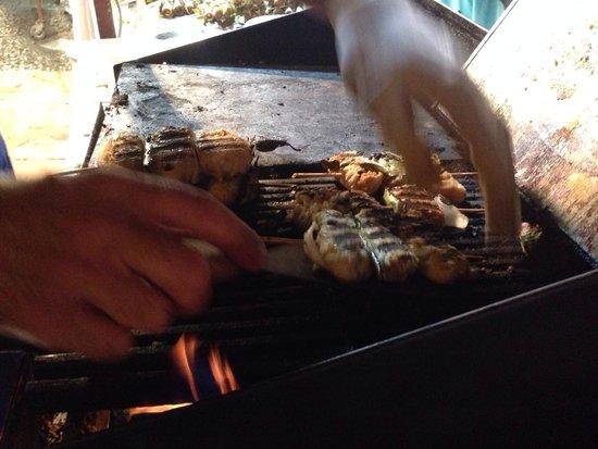 La Vucciria: I deliziosi involtini di pesce spada!!!
