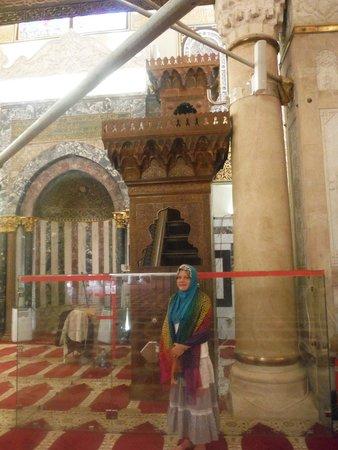 Tempelberg: Inside the Al-Aqsa Mosque