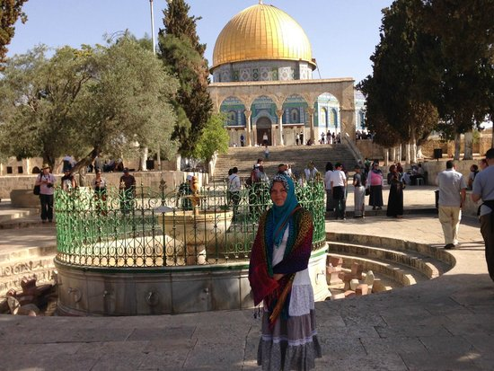 Temple Mount: The Dome