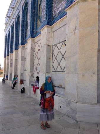 Temple Mount: Outside The Dome