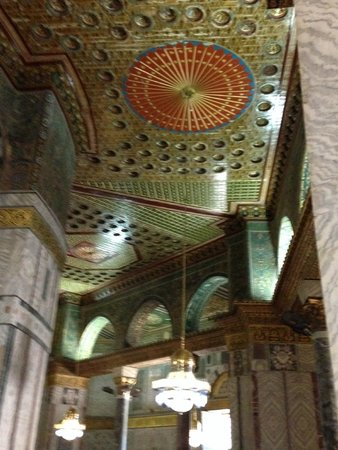 Temple Mount: Inside The Dome