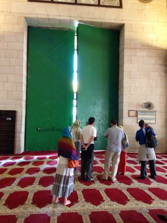 Temple Mount: Inside Al-Aqsa Mosqu