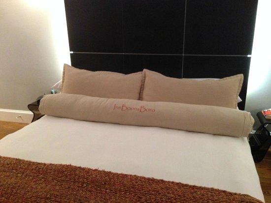 Inn BoonsBoro: the wonderful bed