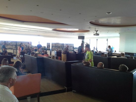Royal Belvedere : lounge area