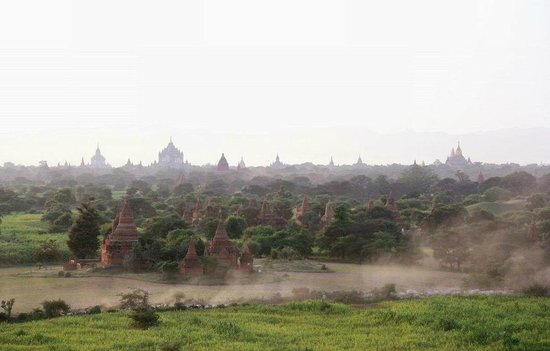 Bagan Temples: долина Баган