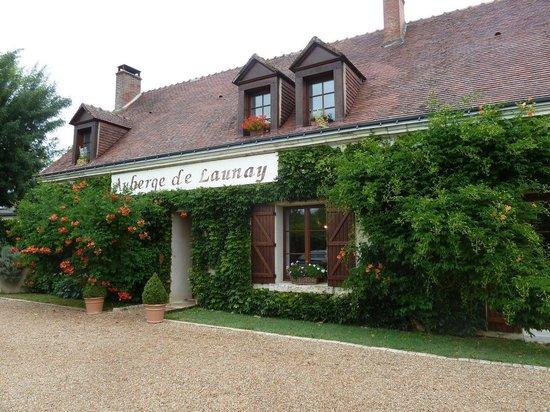 Auberge de Launay : Entrée/Réception
