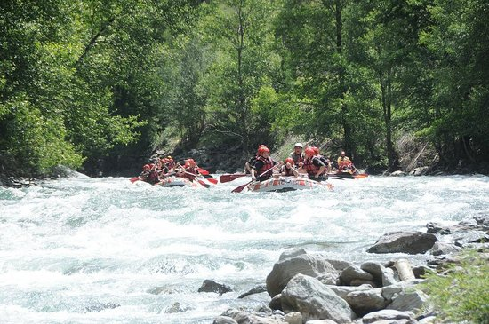 Rafting Llavorsi