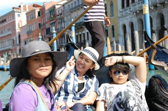 Venice Water Taxis: Keliling Venice Dgn Water Taxi