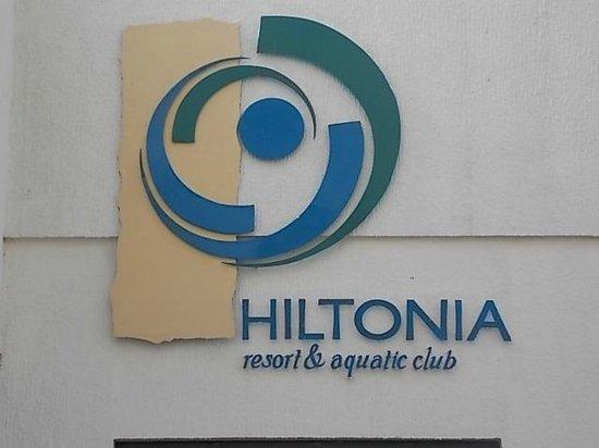 Hilton Al Ain: the activity area.