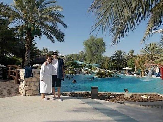 Hilton Al Ain: The family pool