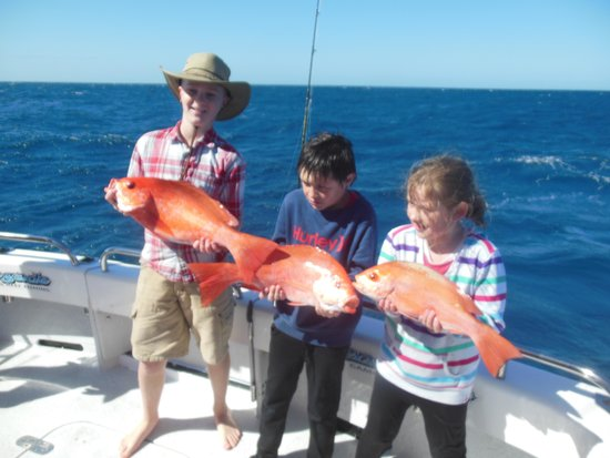 Renegade Fishing Charters: The best eating fish out there