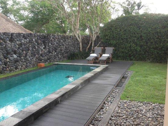 Alila Ubud : Nice loungers