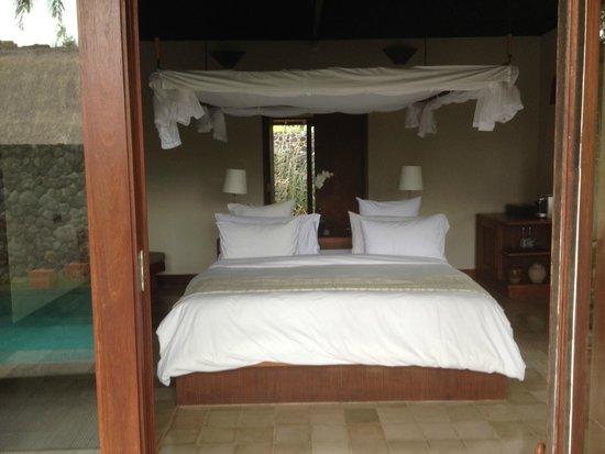 Alila Ubud : Fab bed