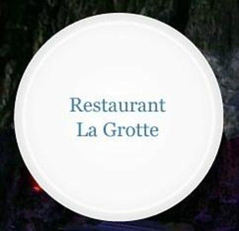 Trans-en-Provence, Francia: Restaurant La Grotte