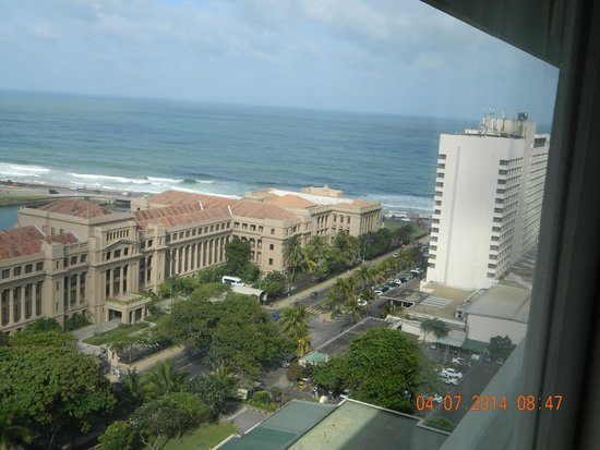 Hilton Colombo: view of the ocean