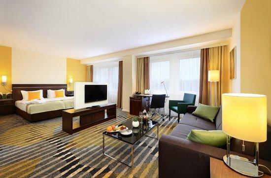 Hotel Duo: Junior Suite