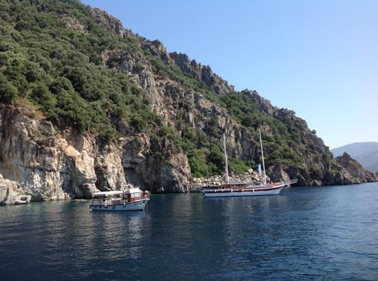 TUI BLUE Marmaris: Thomson V.I.P. Boat Trip