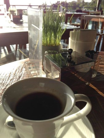 Mantra Samui Resort: Coffee