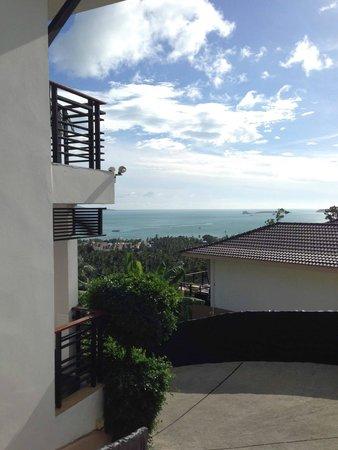 Mantra Samui Resort: view from hotel