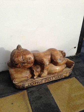 Mantra Samui Resort: Do not disturb