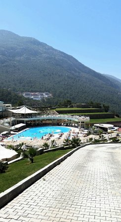 Orka Sunlife Hotel: view ... ahhh :)