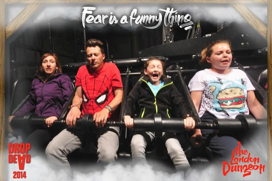 The London Dungeon : aaaaaaaaaaaaaaaa.....!!!!