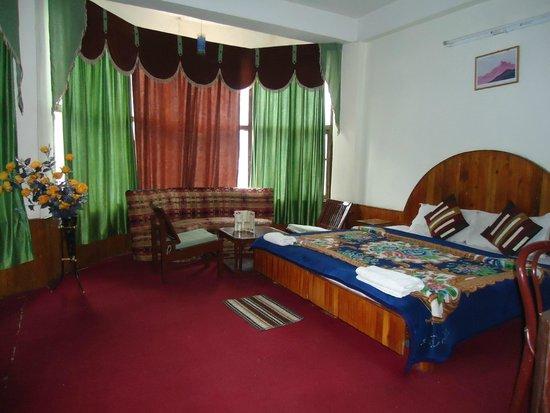 Hotel Hadimba Palace: Super Deluxe Room