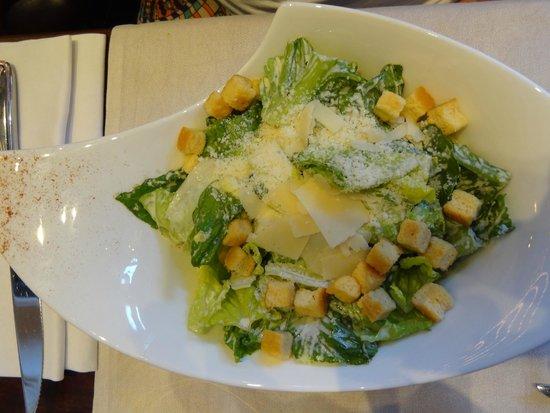 The Steakhouse : ensalada cesar