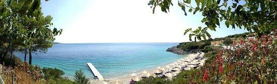 Adrina Resort & Spa : The Adrina beach