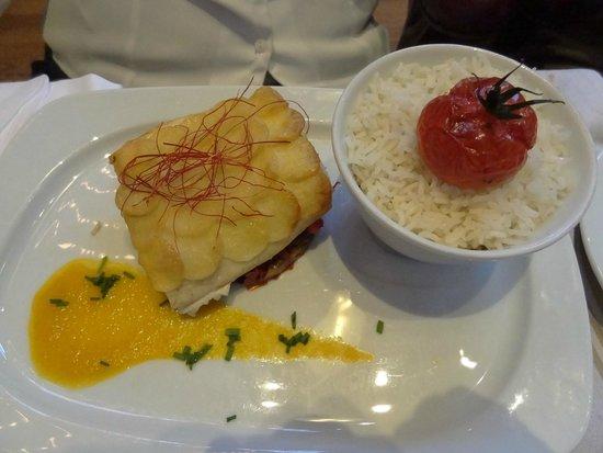 The Steakhouse : pescado