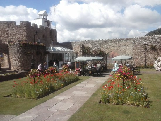 Clock Tower Tearooms: Tea with a view!
